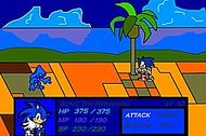 Sonic RPG Eps 1 part 1