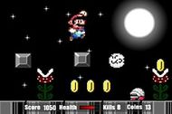 Super Mario Flash Halloween